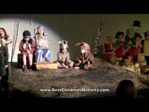 Nativity Plays For Kids | Away In A Manger