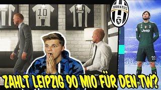 Bezahlt Leipzig uns über 90.000.000€ für diesen Torwart? - Fifa 19 Karrieremodus Juventus Turin 39