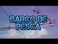 Barco Pesquero Golfo de Fonseca Oceano Pacifico El Salvador 2015