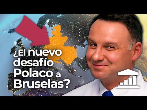 ¿Quiere POLONIA crear su propia UNIÓN EUROPEA anti-RUSA? El plan de los TRES MARES - VisualPolitik