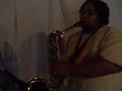 Dudley Owens on Baritone Sax