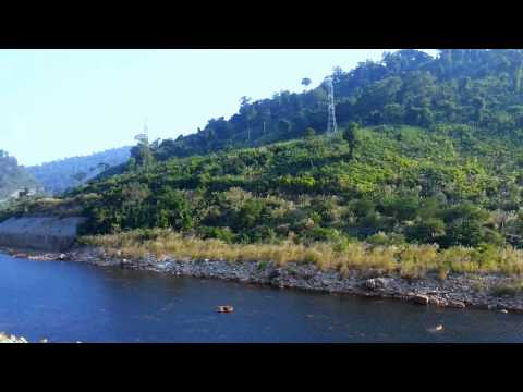 Asian Travel - A Visit To Kampot - A Sea Province Of Cambodia - Youtube