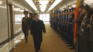 北朝鮮の特使帰国 中米ニカラグアを訪問