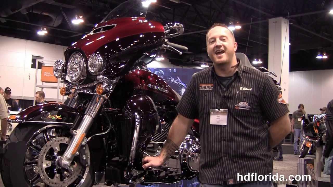 Water Cooled Harley Davidson Models