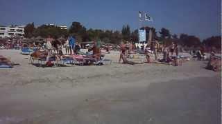 Alcudia Beach Majorca July 2012