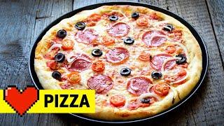 Pizza domowa - co musisz wiedzieć, żeby zrobić genialną pizzę