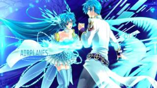 Nightcore:-Airplane+Lyrics
