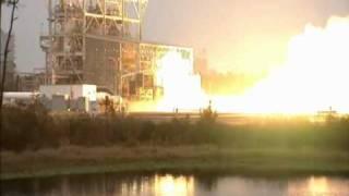 Dramatic Explosive Rocket Engine Test.wmv