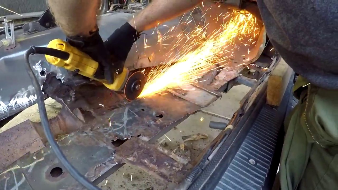1995 jeep cherokee floor pan removal overview youtube for 1994 jeep cherokee floor pans