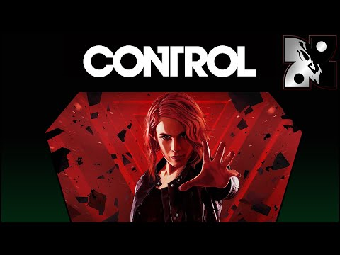 Xaine Plays : CONTROL Ep1 (Twitch VOD)