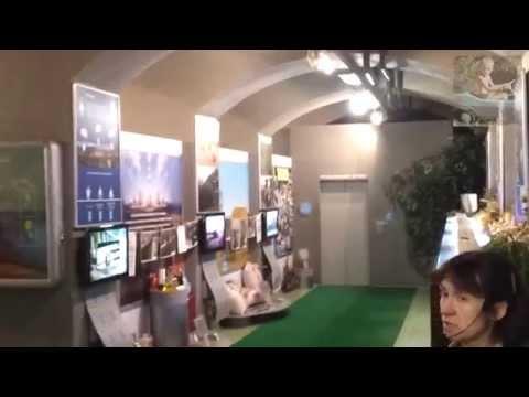Музей воды в Киеве. Видео экскурсии. + Bonus: фильм о воде (укр).