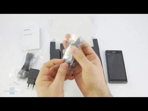 Sony Xperia SP Unboxing