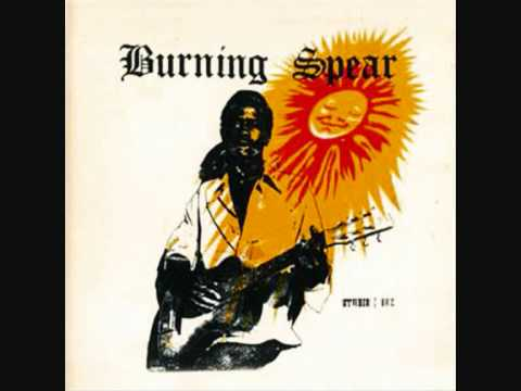Burning Spear  Pick Up The Pieces