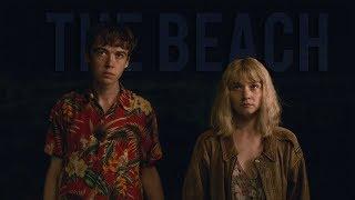James + Alyssa (TEOTFW) || The Beach