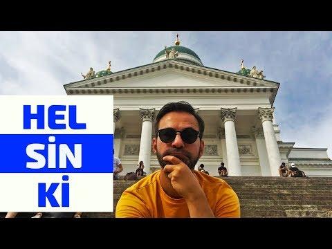 Helsinki Günlüğü - Uyarı: Yüksek Doz Medeniyet İçerir