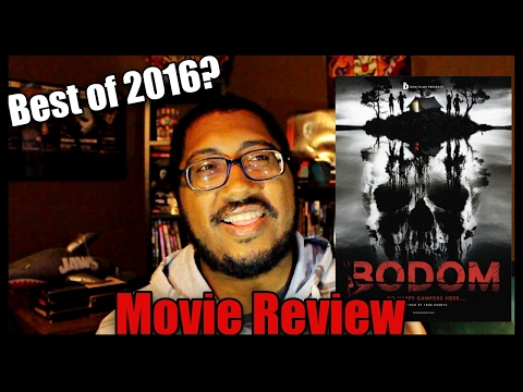 Lake Bodom 2016 Horror Movie Review