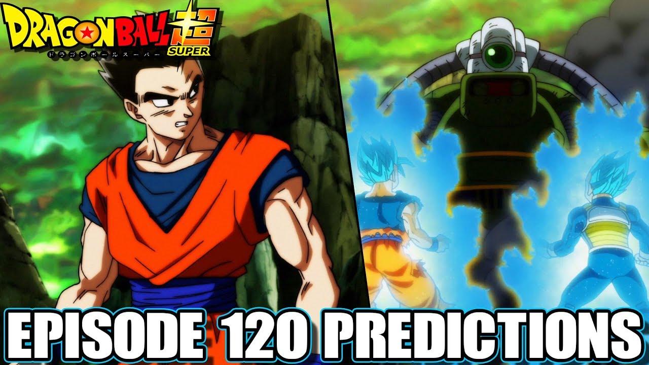 Dragon Ball Super Episode 120 Predictions The Perfect Survival Tactic Universe 3s Menacing Fighter