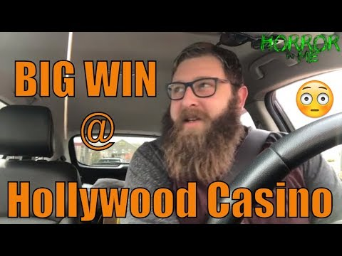 BIG WIN At Hollywood Casino  W/ Horror In Me