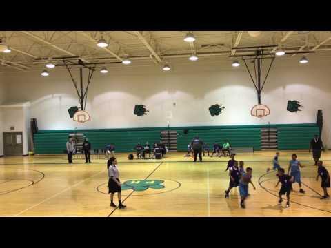 Fort Gordon Thunder VS YMCA Hawks 1/28/2017