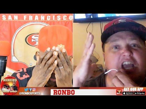 49ers VS Cardinals Postgame NFL 2016 Week 5 Gathering!