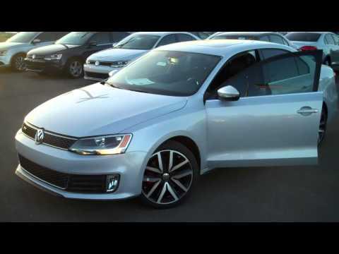 2013 Volkswagen Jetta Autobahn GLI Larry H. Miller Volkswagen Avondale, Arizona