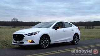 2018 Mazda3 Grand Touring Sedan Test Drive Video Review