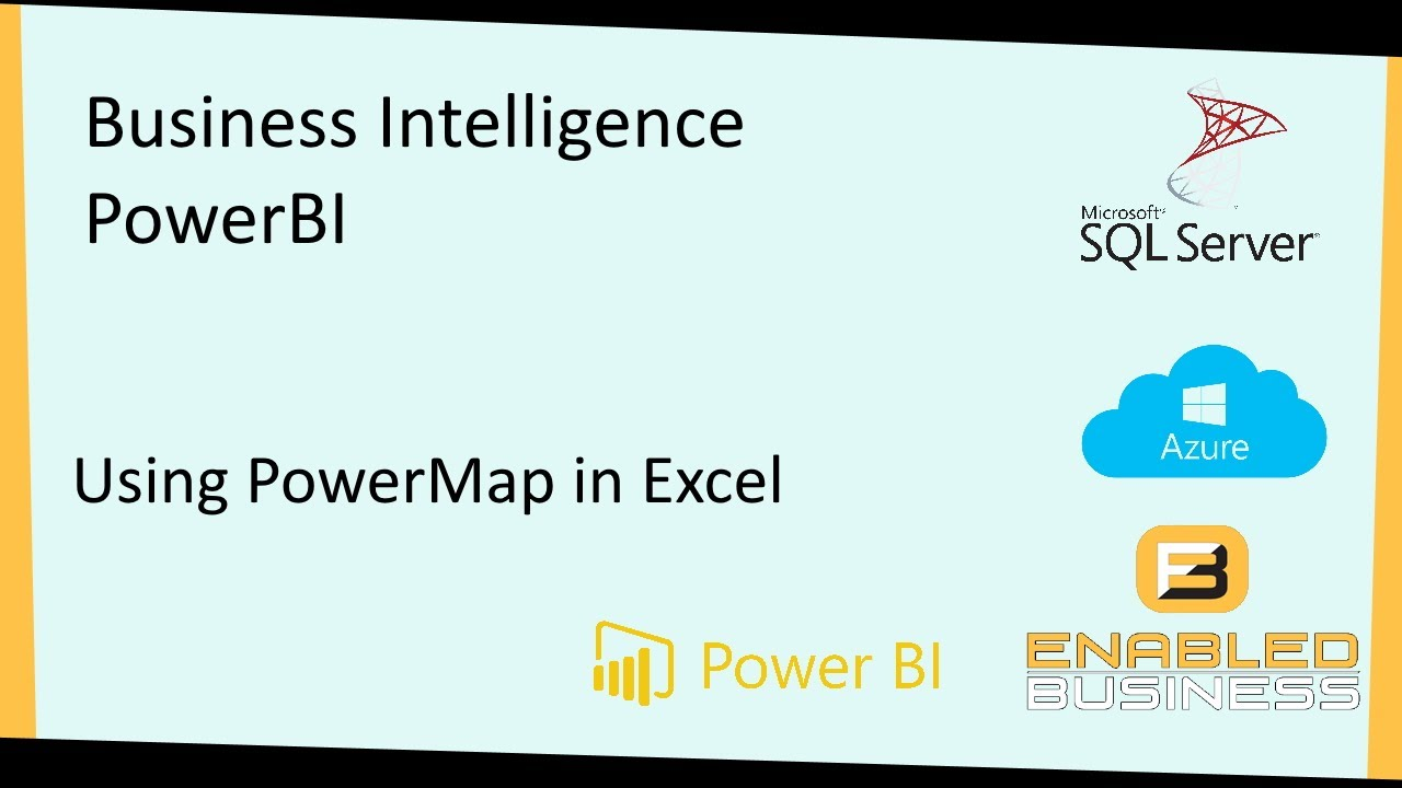 Power Map for MS Excel