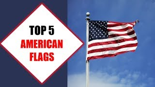 Top 5 Best American Flags 2018 | Best American Flag Review By Jumpy Express