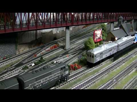 More Lionel Conventional Classics  on the Ocean County O Gauge Layout