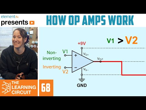 How OpAmps Work - The Learning Circuit