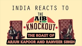 India Reacts to All India Bakchod (AIB) Knockout Roast - Social Vocal