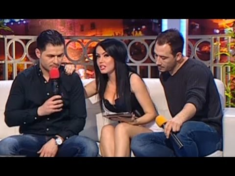 Andreea Mantea & Stefan Stan • Telenovela in direct