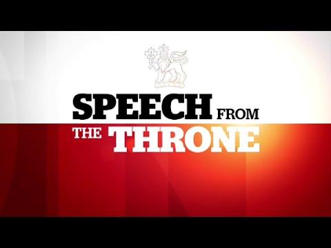 CBC News Presents - Throne Speech Special