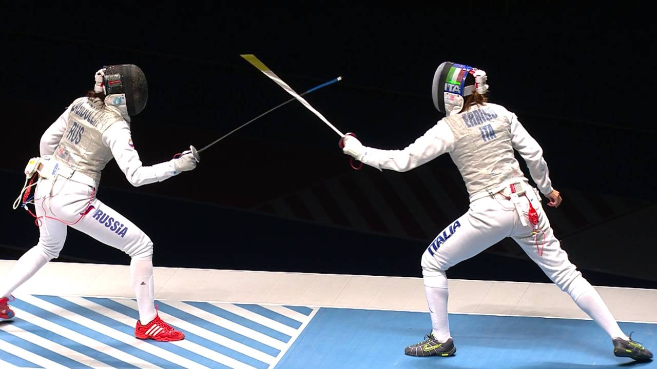 World team fencing championships rio women s foil