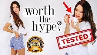 """Testing """"BEST-SELLING"""" Items From Popular Stores - Worth the Hype?"""