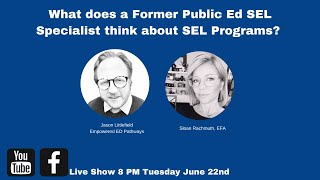 Former Educator takes on SEL