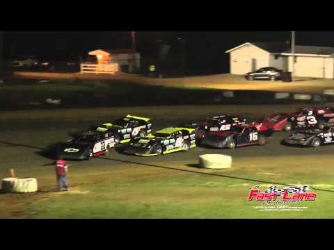 Brownstown Speedway : 09-27-2014 : Woolston Automotive Super Stock Feature