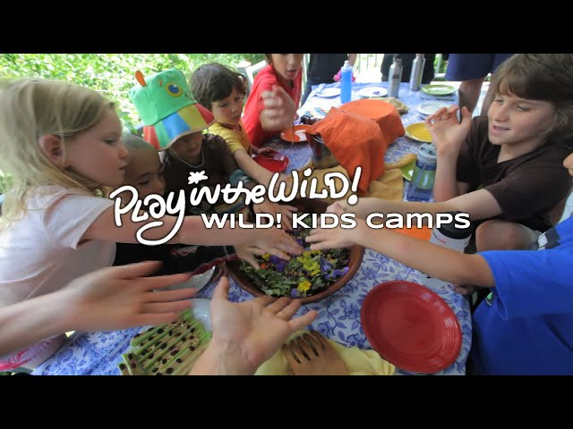 Play in the Wild!'s Wild! Kids Camps