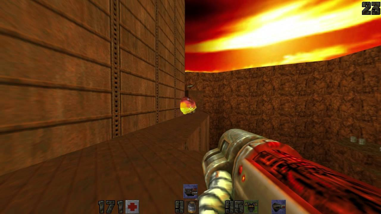 Quake II Starter - Download and play Quake II online