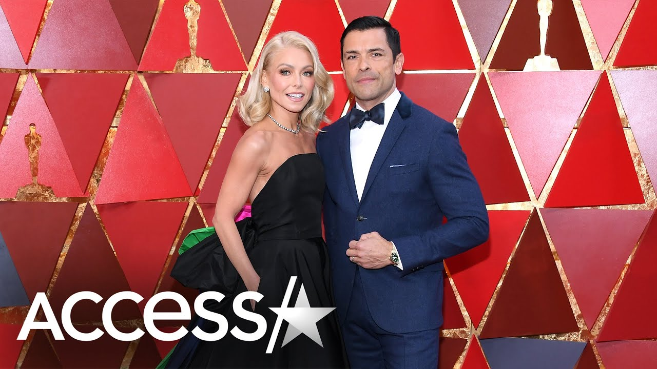 Kelly Ripa's Gift From Mark Conseulos For 25th Anniversary