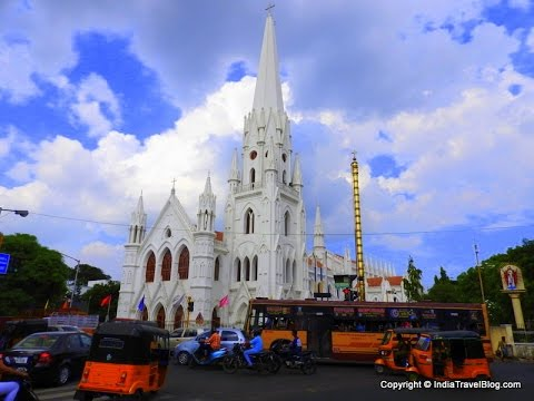 Famous Churches in Chennai