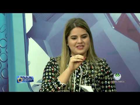 SALA DE OPINIÃO com Dr. APARÍCIO CARVALHO - PROFESSORAS CURSO DE MEDICINA