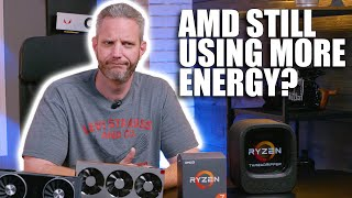 Energy Costs of AMD vs Intel vs NVIDIA... This might surprise you