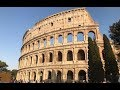 City Break Rome Italy Colosseum Tour Travel Video Vacation Visit  2018