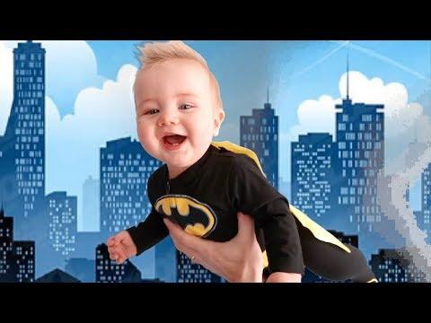 BABY BATMAN!