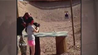 Shooting by 9-year-old girl stirs debate over guns