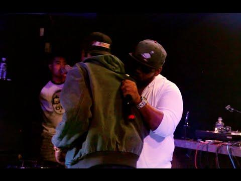 Up Next: Raekwon The Chef Co Signs Raz Fresco Live On Stage!!!
