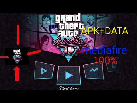GTA Vice City Lite Android Apk+data Download (MEDIAFIRE Link)