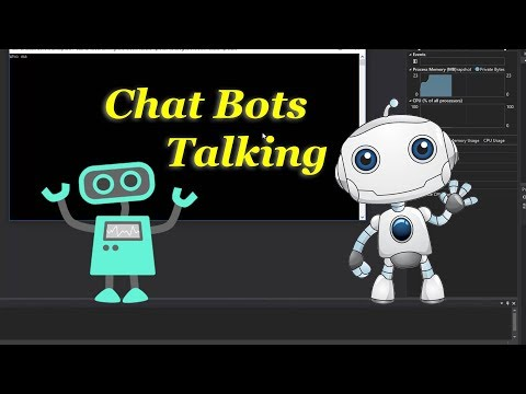 CleverBot - Two Bots Talking To Each Other GONE WRONG