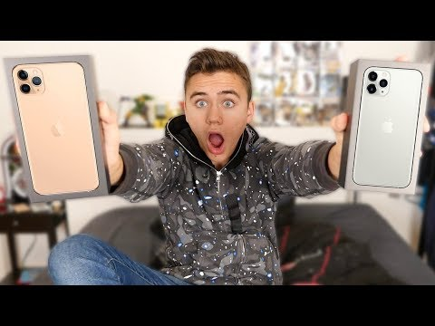 PRANK Unboxing IPhone 11 Pro Et IPhone 11 Pro Max !!! - Néo The One